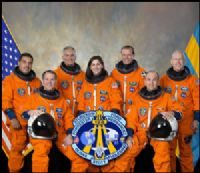 STS-128 Official NASA Crew Portrait